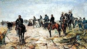The Battle Lines, 1884