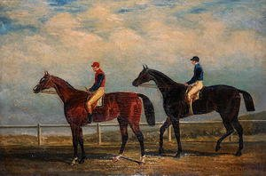 The Ascot Cup, 1829