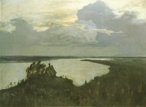 Above the Eternal Peace, 1894
