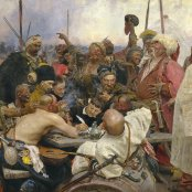Reply of the Zaporozhian Cossacks to Sultan Mehmed IV of