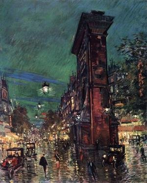 Night Sky Paintings by Famous Artists | 1st Art Gallery
