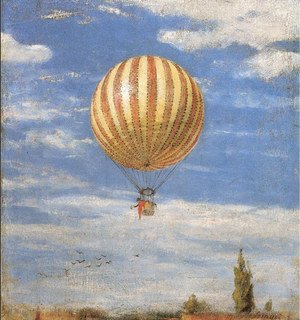 Famous paintings of Other: The Balloon, 1878