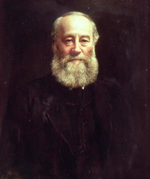 Reproduction oil paintings - John Maler Collier - Portrait of James Prescott Joule (1818-89)