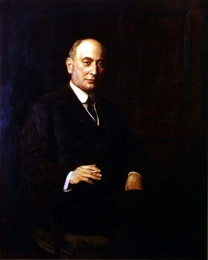 Reproduction oil paintings - John Maler Collier - Portrait of Sir Landon Ronald