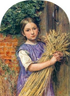 Charles Allston Collins reproductions - The Good Harvest of 1854