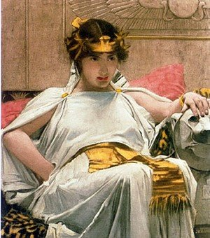 Reproduction oil paintings - Waterhouse - Cleopatra  651888