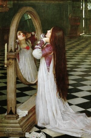 Reproduction oil paintings - Waterhouse - Mariana in the South 1897