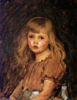 Reproduction oil paintings - Waterhouse - Portrait of a Girl