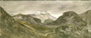 Reproduction oil paintings - John Constable - Helvellyn