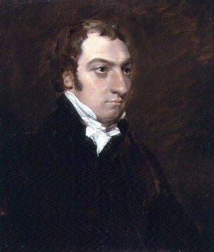 Reproduction oil paintings - John Constable - Portrait of John Fisher, Archdeacon of Berkshire, 1816