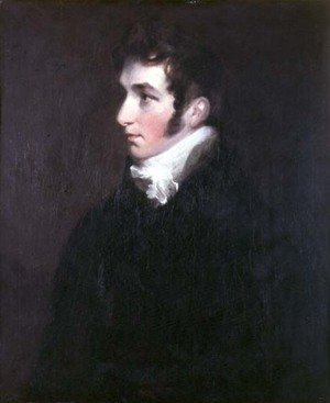 Reproduction oil paintings - John Constable - Abram Constable (1783-1862), c.1806