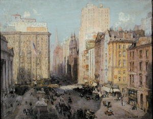 Fifth Avenue, New York, 1913
