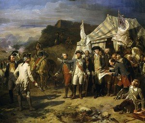 Siege of Yorktown, 17th October 1781, 1836