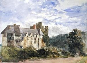 Stokesay Castle and Abbey