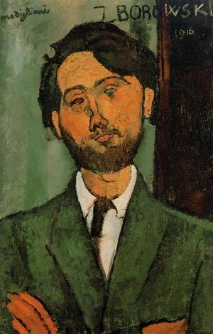 Reproduction oil paintings - Amedeo Modigliani - Leopold Zborowski