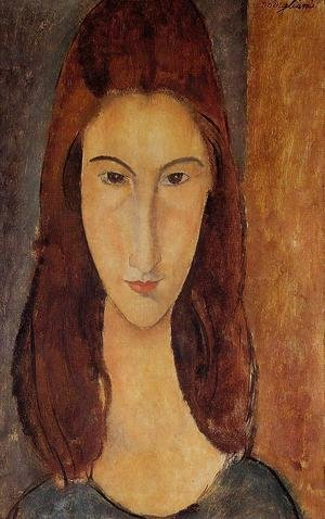 Reproduction oil paintings - Amedeo Modigliani - Jeanne Hebuterne