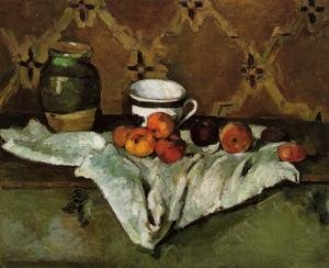 Reproduction oil paintings - Paul Cezanne - Still Life I