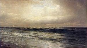 Reproduction oil paintings - William Trost Richards - Seascape