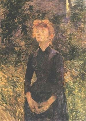 Reproduction oil paintings - Toulouse-Lautrec - In Batignolles...