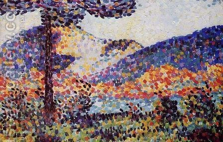 Landscape II by Henri Edmond Cross - Reproduction Oil Painting