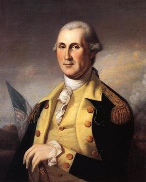 george washington could not afford to