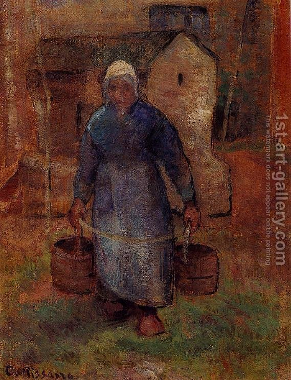 Huge version of Woman with Buckets