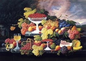 Still Life with Fruit III