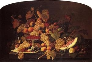 Still Life with Fruit IV
