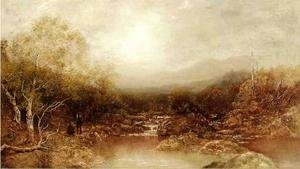 Famous paintings of Seasons: Autumn in the Adirondacks