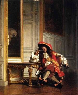 Reproduction oil paintings - Jean-Léon Gérôme - Jean Bart