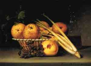 Reproduction oil paintings - Raphaelle Peale - Still Life with Celery and Wind