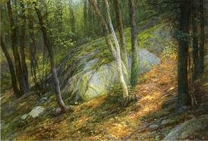 William Lippincott reproductions - Nature's Pathway