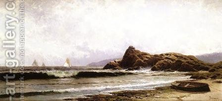 Breaking Surf I by Alfred Thompson Bricher - Reproduction Oil Painting