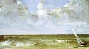 Reproduction oil paintings - James Abbott McNeill Whistler - The Sea