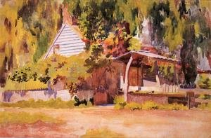 Famous paintings of Seasons: The Summer House
