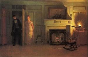 William Lippincott reproductions - Love's Ambush