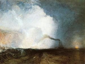 Reproduction oil paintings - Turner - Staffa, Fingal's Cave