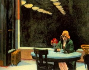 Reproduction oil paintings - Edward Hopper - Automata