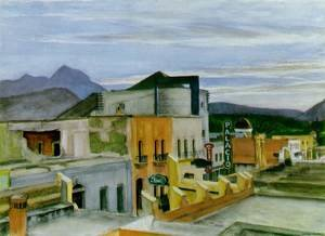 Reproduction oil paintings - Edward Hopper - El Palacio