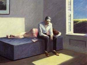 Reproduction oil paintings - Edward Hopper - Excursions into Philisofy