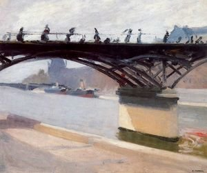 Reproduction oil paintings - Edward Hopper - Le Pont des Arts