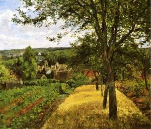 Orchards at Louveciennes
