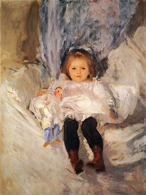 Reproduction oil paintings - Sargent - Ruth Sears Bacon