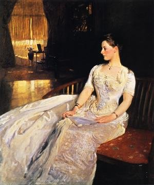 Reproduction oil paintings - Sargent - Mrs. Cecil Wade