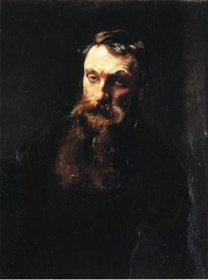 Reproduction oil paintings - Sargent - Auguste Rodin
