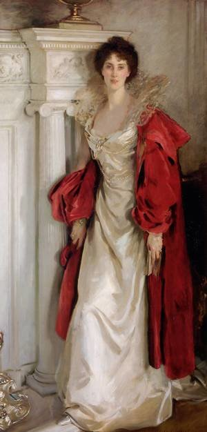 Famous paintings of Portraits: The Duchess of Portland