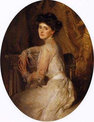 Reproduction oil paintings - Sargent - Mrs. Adolph Hirsh