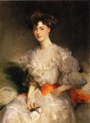 Reproduction oil paintings - Sargent - Maud Coats