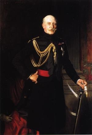 Reproduction oil paintings - Sargent - Fiield Marshall H.R.H. the Duke of Connaught and Strathearn