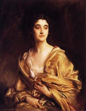 Reproduction oil paintings - Sargent - The Countess of Rocksavage (Sybil Sassoon)